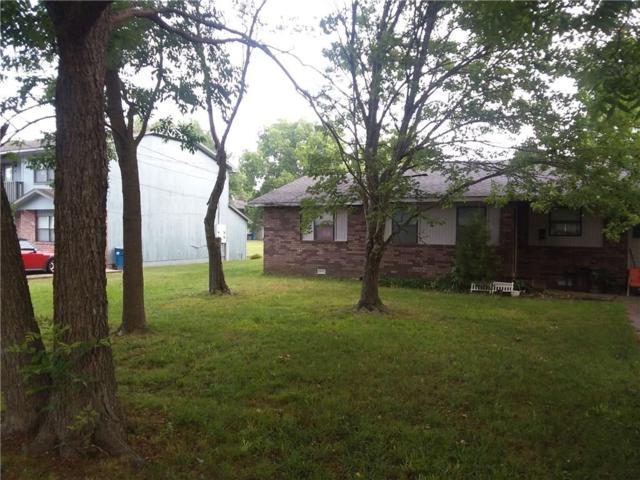 407 Sw 6th  St, Bentonville, AR 72712 (MLS #1082831) :: McNaughton Real Estate