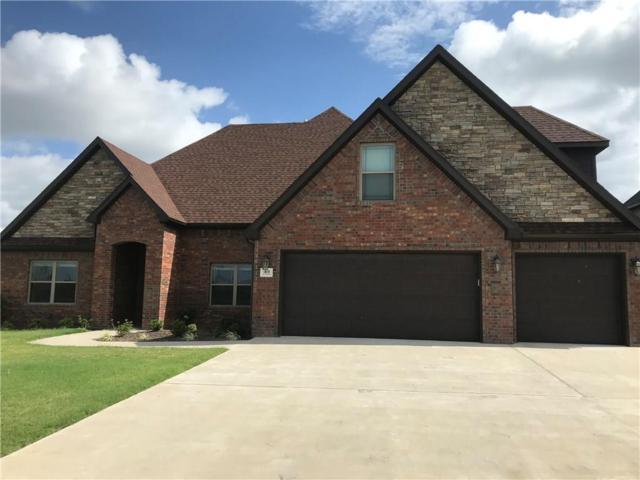1810 Edinburgh  Ave, Bentonville, AR 72712 (MLS #1082902) :: McNaughton Real Estate