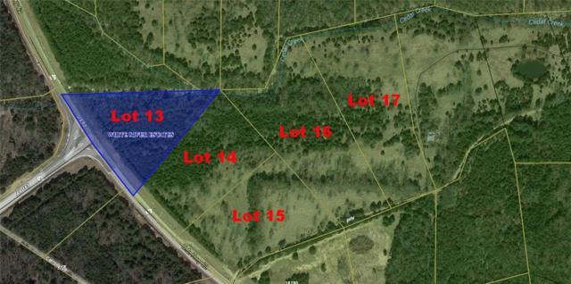 Hwy 62 Lots 13-17, Eureka Springs, AR 72631 (MLS #1083071) :: HergGroup Arkansas