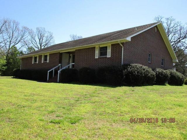 5887 Cedar  Dr, Colcord, OK 74338 (MLS #1083333) :: HergGroup Arkansas