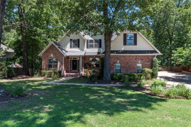 2904 Hanna  Ln, Bentonville, AR 72712 (MLS #1083468) :: Five Doors Real Estate - Northwest Arkansas