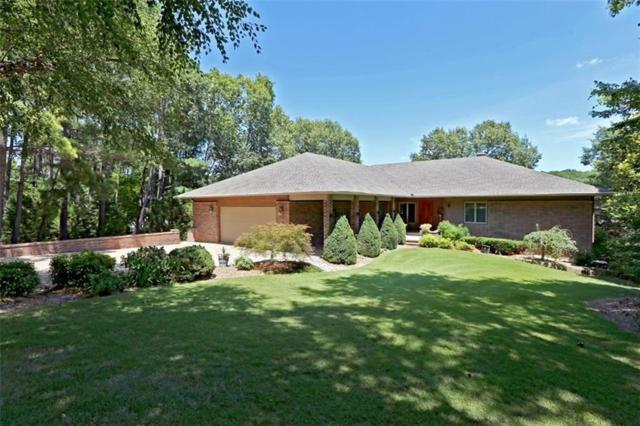 61 Portsmouth  Dr, Bella Vista, AR 72715 (MLS #1083614) :: McNaughton Real Estate