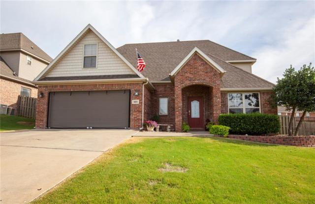 421 Asboth  Dr, Centerton, AR 72719 (MLS #1083701) :: McNaughton Real Estate