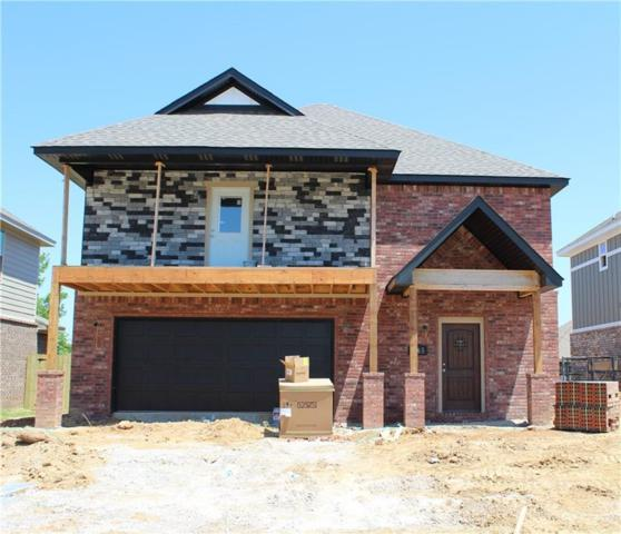 1365 N Sicily  Ln, Fayetteville, AR 72704 (MLS #1084009) :: McNaughton Real Estate