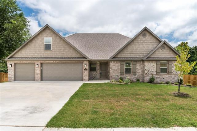 1170 Nemett  Cir, Pea Ridge, AR 72751 (MLS #1084224) :: McNaughton Real Estate