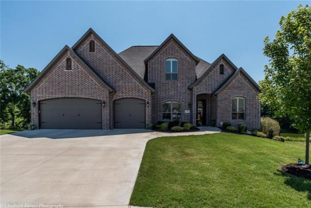 200 Ne Lakeview  Ter, Bentonville, AR 72712 (MLS #1084263) :: McNaughton Real Estate