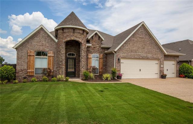 1504 Sw Wisteria  Ave, Bentonville, AR 72713 (MLS #1084444) :: McNaughton Real Estate