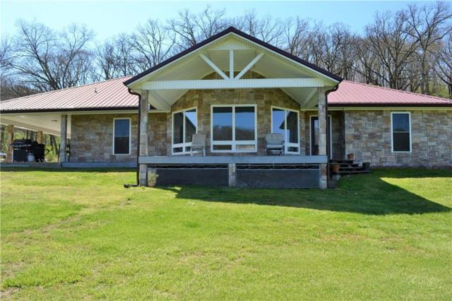 10440 Benson  Rd, Gravette, AR 72736 (MLS #1084671) :: McNaughton Real Estate