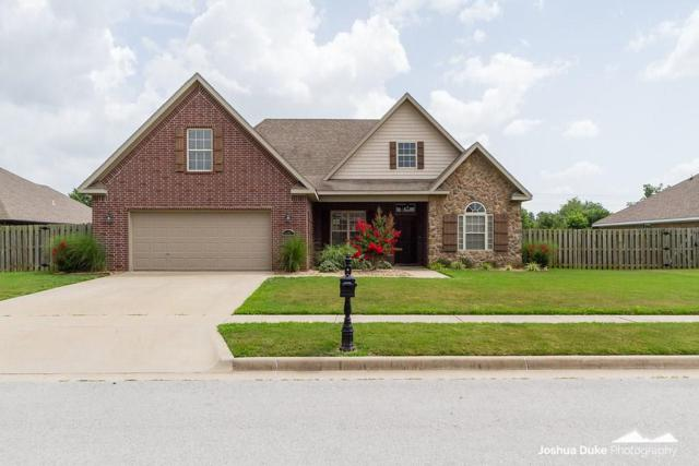 4493 Silvermist  Pl, Fayetteville, AR 72704 (MLS #1084820) :: McNaughton Real Estate
