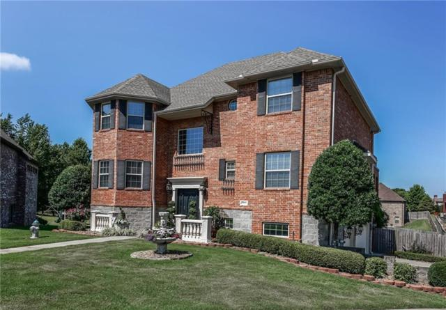 2204 W Carolina  Wy, Rogers, AR 72758 (MLS #1084830) :: McNaughton Real Estate