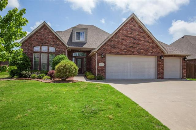 3903 Staverton  Dr, Bentonville, AR 72712 (MLS #1084993) :: McNaughton Real Estate