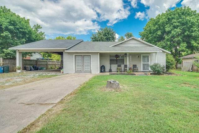 521 Jackson  Pl, Lowell, AR 72745 (MLS #1085045) :: McNaughton Real Estate