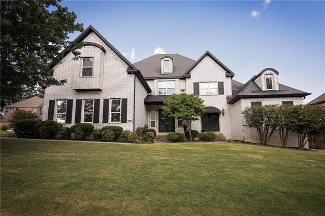 3160 N Bellagio  Dr, Fayetteville, AR 72703 (MLS #1085155) :: McNaughton Real Estate