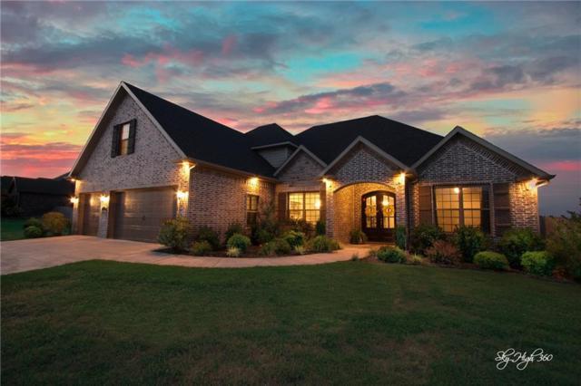 420 Twin Falls  Dr, Farmington, AR 72730 (MLS #1085185) :: McNaughton Real Estate