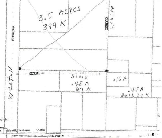 Sims Ln/ White  Ln, Pea Ridge, AR 72751 (MLS #1085200) :: McNaughton Real Estate