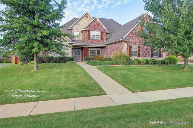 6611 S Silverthorne  Ln, Rogers, AR 72758 (MLS #1085411) :: McNaughton Real Estate