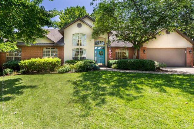4887 Cedar Ridge  Dr, Springdale, AR 72764 (MLS #1085570) :: McNaughton Real Estate