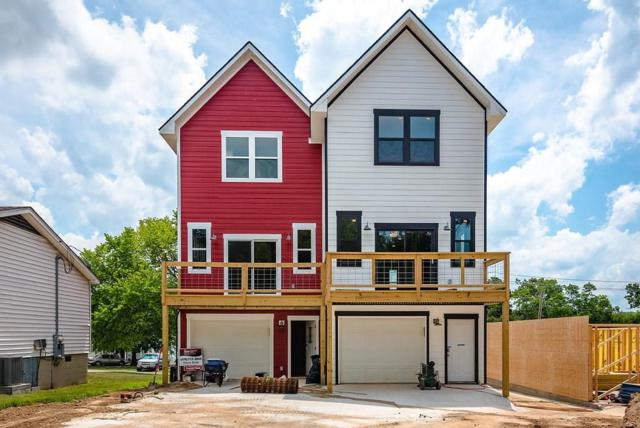 1569 S Brooks  Ave, Fayetteville, AR 72701 (MLS #1085578) :: McNaughton Real Estate
