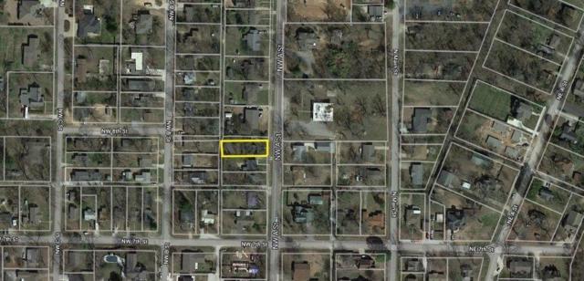 709 Nw A  St, Bentonville, AR 72712 (MLS #1085765) :: Five Doors Network Northwest Arkansas