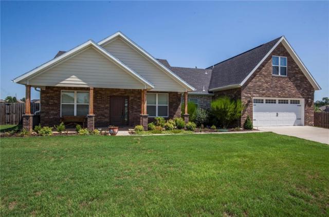1600 Shook  Dr, Cave Springs, AR 72718 (MLS #1085916) :: McNaughton Real Estate