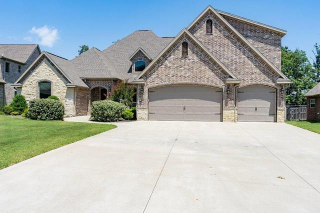 641 Tall Oaks  Ct, Centerton, AR 72719 (MLS #1085936) :: McNaughton Real Estate