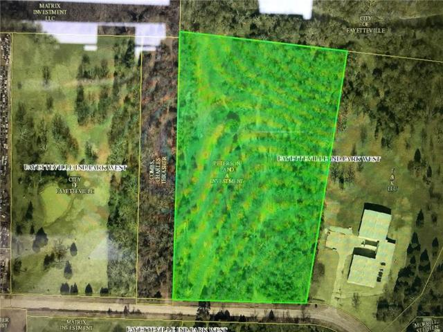 Pump Station Rd. (Tract 3), Fayetteville, AR 72701 (MLS #1085959) :: McNaughton Real Estate