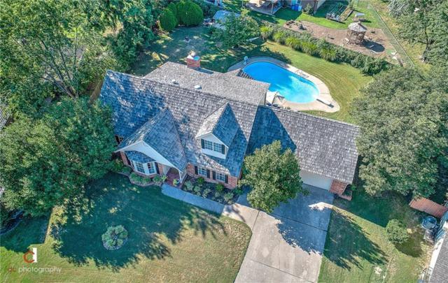 1213 Countrywood  Cir, Rogers, AR 72756 (MLS #1086027) :: McNaughton Real Estate