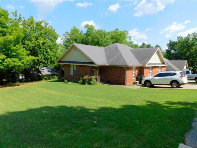 111,113,115 & 117  E Rock  St, Fayetteville, AR 72701 (MLS #1086252) :: McNaughton Real Estate