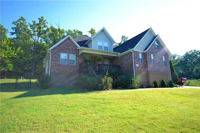 848 Foothills  Dr, Fayetteville, AR 72701 (MLS #1086289) :: McNaughton Real Estate