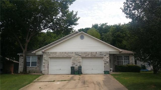 1406-1408 N Dawn  Dr, Fayetteville, AR 72703 (MLS #1086445) :: McNaughton Real Estate
