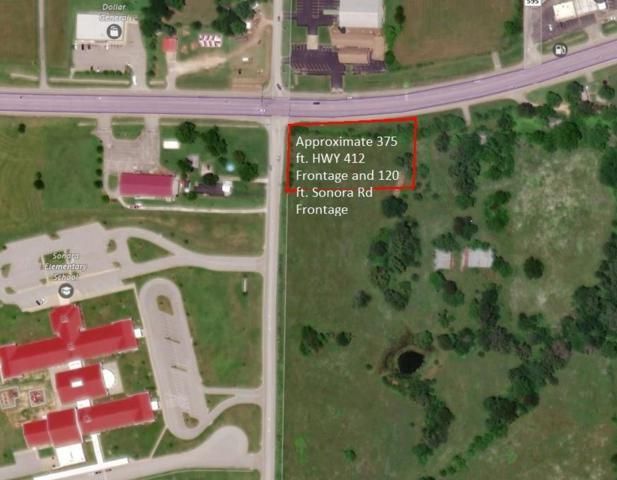 Hwy 412 CORNER, Springdale, AR 72764 (MLS #1086517) :: McNaughton Real Estate