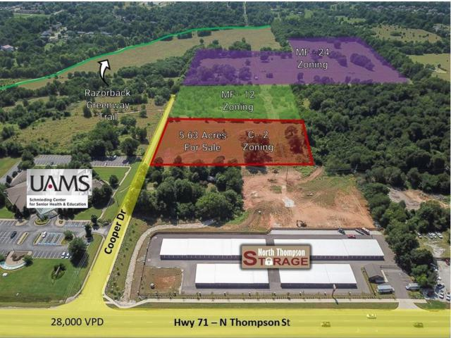 1146 Cooper  Rd, Springdale, AR 72764 (MLS #1086541) :: HergGroup Arkansas