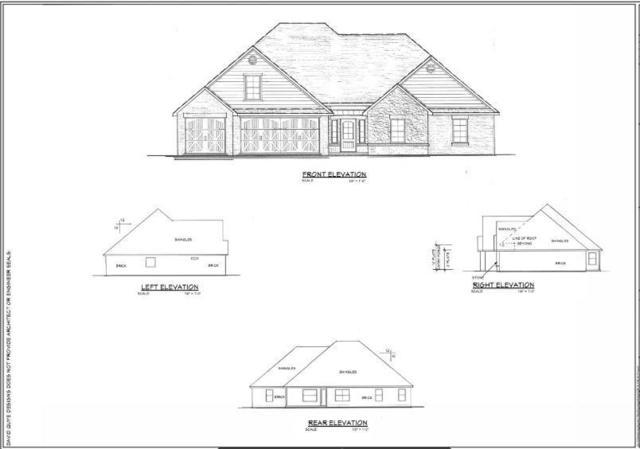 1610 Abbey  Ln, Centerton, AR 72719 (MLS #1086870) :: McNaughton Real Estate