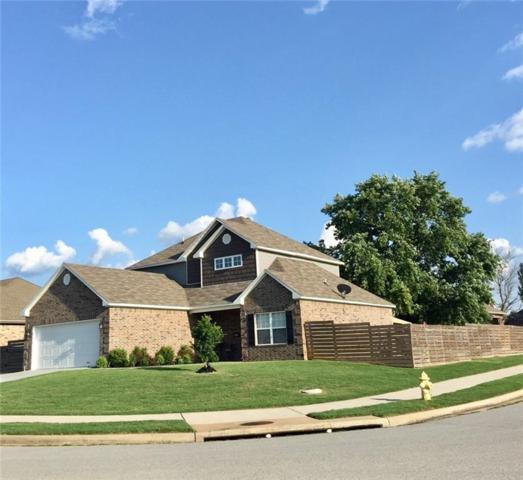 4205 Fieldstone  Blvd, Bentonville, AR 72712 (MLS #1086943) :: Five Doors Real Estate - Northwest Arkansas
