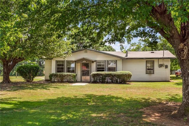 606 W South  St, Lincoln, AR 72744 (MLS #1086998) :: McNaughton Real Estate