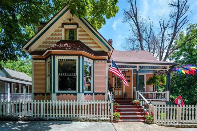 263 Spring Street, Eureka Springs, AR 72632 (MLS #1087043) :: Jessica Yankey | RE/MAX Real Estate Results