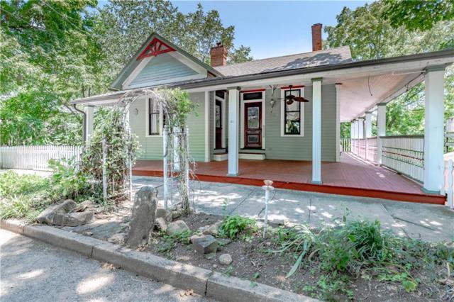 265 Spring  St, Eureka Springs, AR 72632 (MLS #1087143) :: McNaughton Real Estate