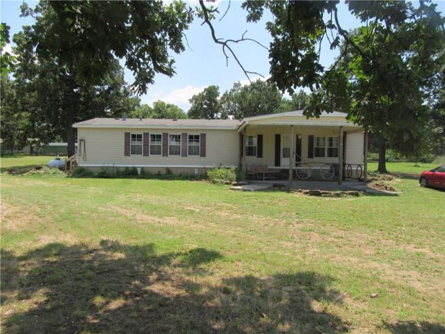 1008 Jordan  Rd, Colcord, OK 74338 (MLS #1087146) :: McNaughton Real Estate