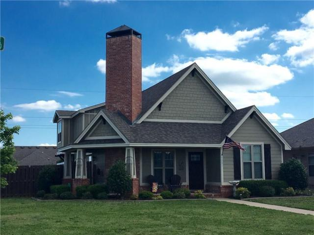3801 Sw Capstone  Ave, Bentonville, AR 72712 (MLS #1087185) :: McNaughton Real Estate