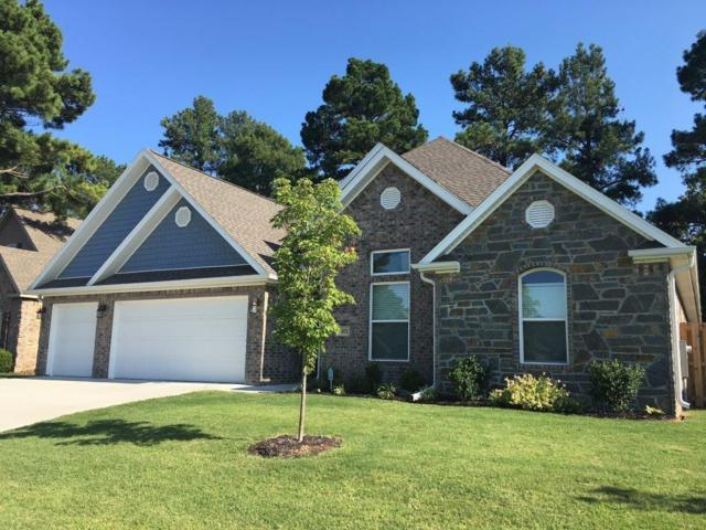 1402 W Fir  St, Rogers, AR 72758 (MLS #1087245) :: McNaughton Real Estate