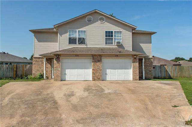 177-179 Plover  Cove, Farmington, AR 72730 (MLS #1087353) :: McNaughton Real Estate
