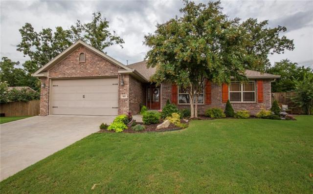 521 Timber Ridge  St, Centerton, AR 72719 (MLS #1087355) :: McNaughton Real Estate