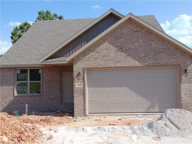 1012 Glass  St, Cave Springs, AR 72718 (MLS #1087386) :: McNaughton Real Estate