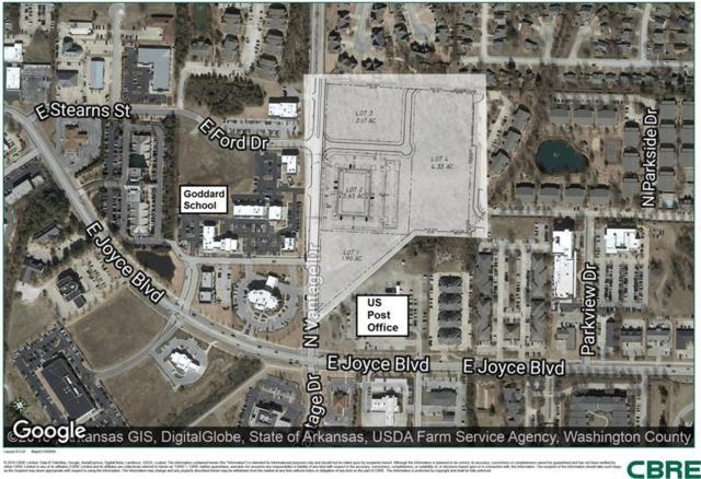 Vantage Dr, Fayetteville, AR 72703 (MLS #1087396) :: HergGroup Arkansas