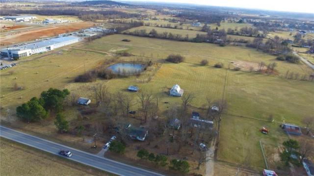 1525 W Monroe  Ave, Lowell, AR 72745 (MLS #1087409) :: McNaughton Real Estate