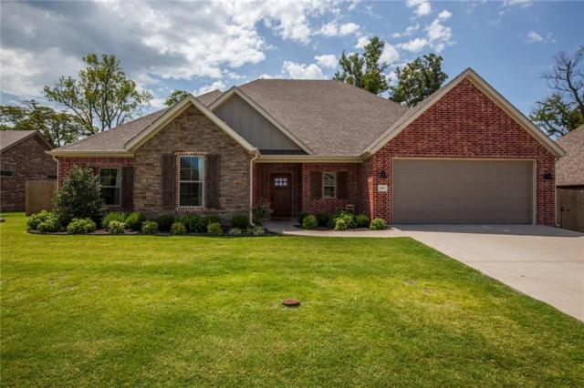 1917 Sicily  Ave, Lowell, AR 72745 (MLS #1087459) :: McNaughton Real Estate