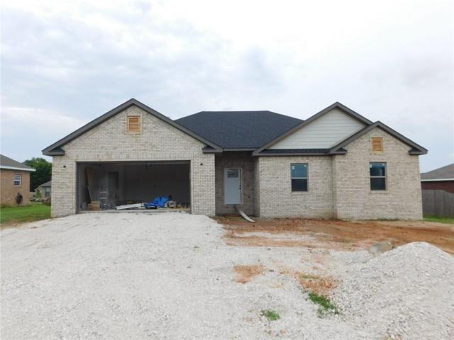 815 Custer  St, Prairie Grove, AR 72753 (MLS #1087555) :: McNaughton Real Estate