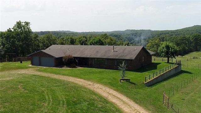 17585 Gann Ridge  Rd, Garfield, AR 72732 (MLS #1087565) :: McNaughton Real Estate
