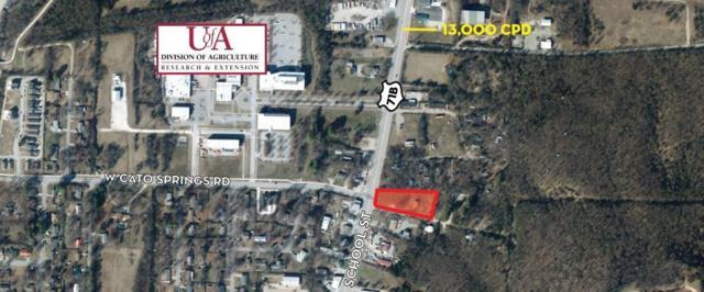 2100 S School  Ave, Fayetteville, AR 72701 (MLS #1087584) :: HergGroup Arkansas