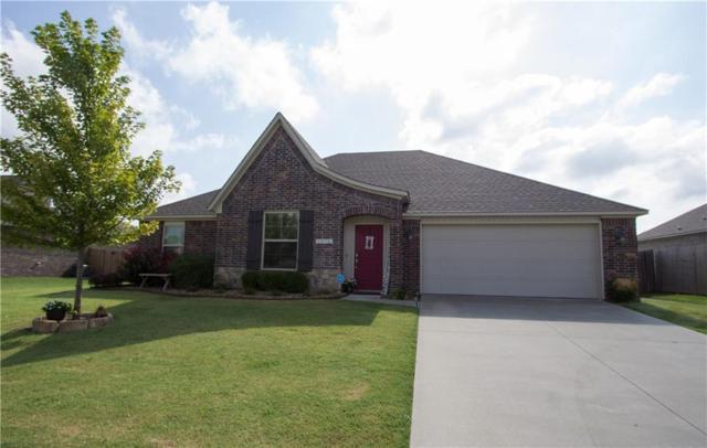 12530 Bethel Oaks  Dr, Farmington, AR 72730 (MLS #1087733) :: McNaughton Real Estate